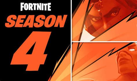 fortnite season 4 fortnite 4 server expected with season update