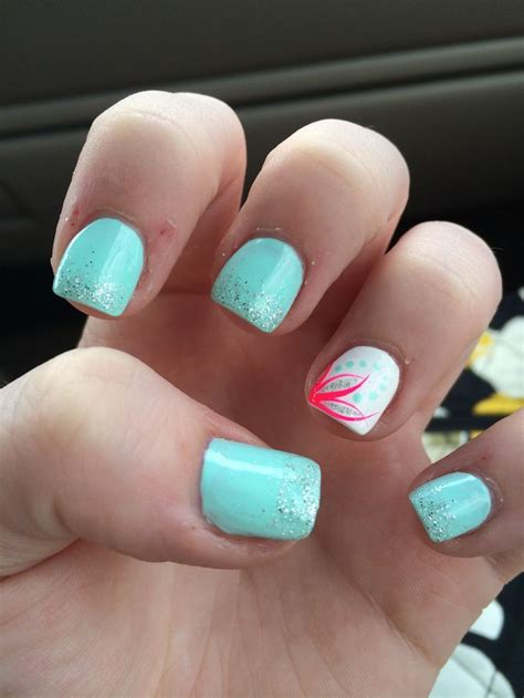 7 Tips For Summer Nails by Best 25 Acrylic Nail Designs Ideas On