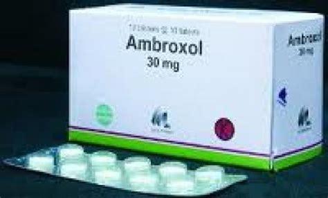 Obat Ambroxol ambroxol mucoregulator for the treatment of respiratory