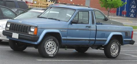 jeep pickup comanche jeep comanche pioneer photos news reviews specs car