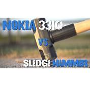 Nokia 3310 Vs Sledgehammer  YouTube
