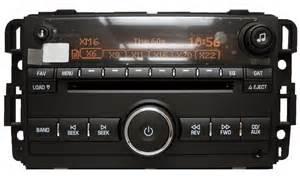 Chevrolet Xm Radio 2007 Chevy Silverado Xm Radio Activation Autos Post