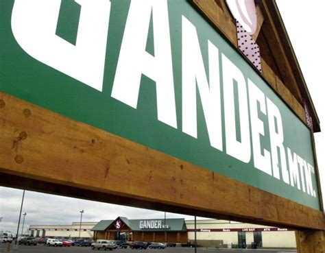 gander outdoors to leave st paul for bloomington report