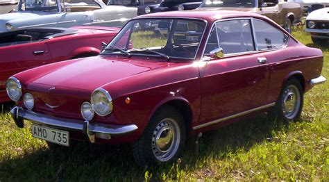 fiat 850 coupe sport fiat 850 sport coupe 100 1970