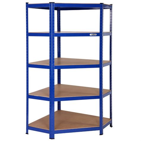 cheap heavy duty goods shelf metal steel storage shelf