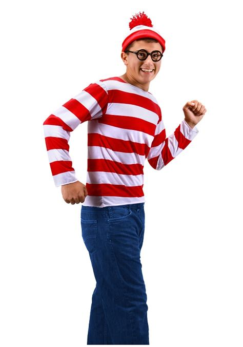 waldo costumes  men women kids partiescostumecom