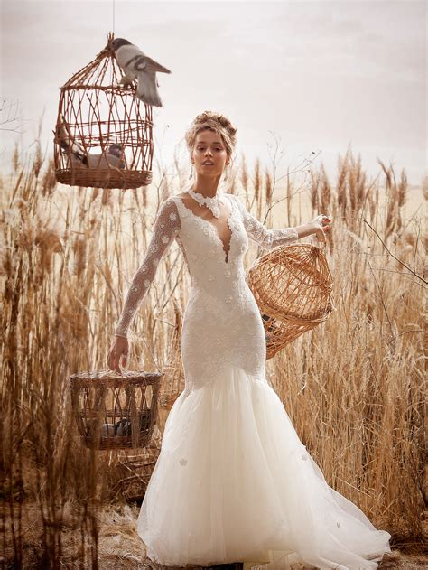 wedding gowns from olvi s rustic wedding chic