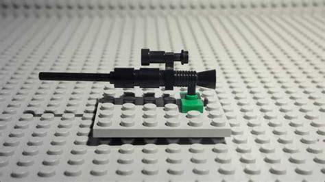lego sniper tutorial tutorial lego sniper youtube