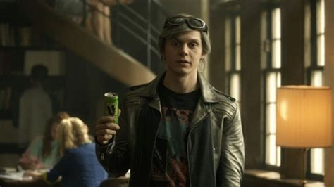how did they film quicksilver scene x men apocalypse characters guide comingsoon net