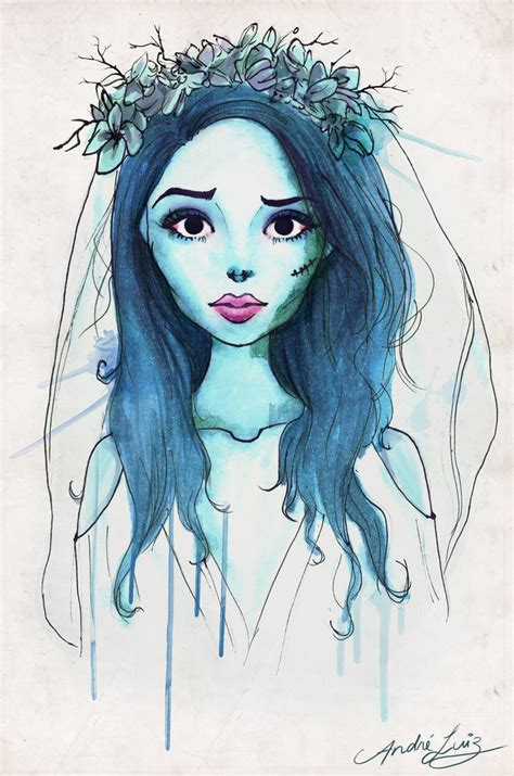 corpse bride by andreluizbarbosa on deviantart