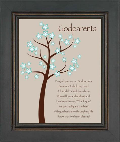 christmas gifts for godparents godparent gifts personalized gifts and godchild on