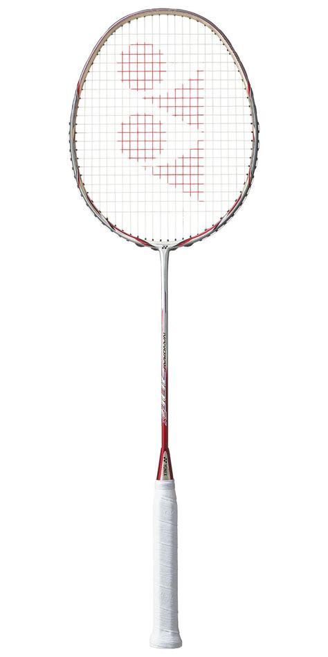 Raket Yonex Nanoray 700 Fx yonex nanoray 700 fx badminton racket shine silver free options tennisnuts