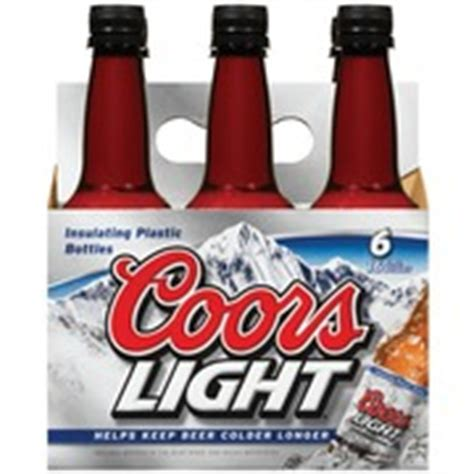Calories In A Coors Light by Coors Light Insulating Bottles 16 Fl Oz Calories