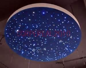 fibre optic lights for ceilings diy fiber optic starry light kit home garden wall