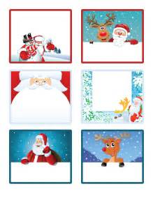 santa s little gift to you free printable gift tags and