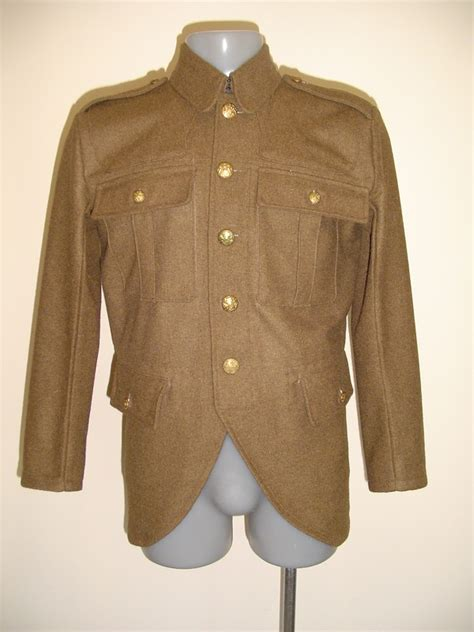 brown pattern tunic 07 pattern highland tunic brown serge 163 180 khaki on caign