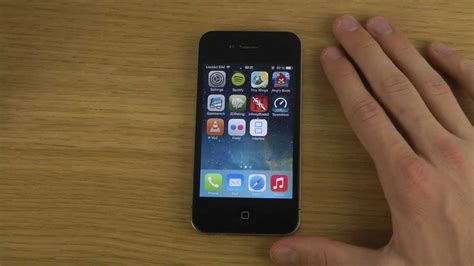 a iphone 4 iphone 4 ios 7 beta 4 review