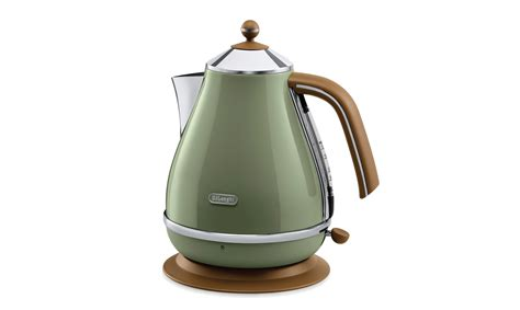 Delonghi Olive by Delonghi Kettle And Toaster Set Olive Green