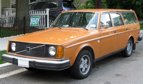 1974 volvo wagon endangered cars volvo 240 1974 1993