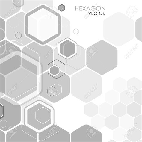 free vector hexagon background pattern hexagon clipart texture pencil and in color hexagon