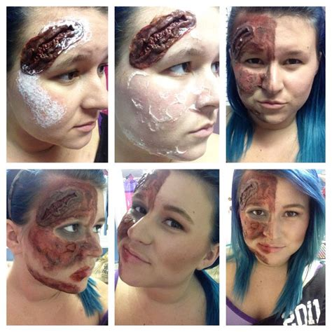latex tutorial step by step 19 best images about easy halloween makeup tutorials on