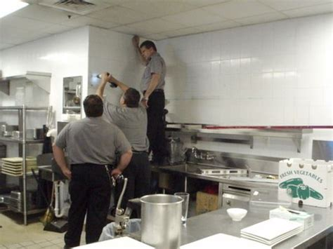 Fix Dripping Kitchen Faucet hotel maintenance