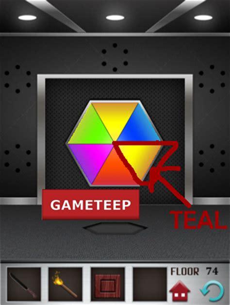 100 floors level 74 gameteep - 100 Floors Level 74 Guide