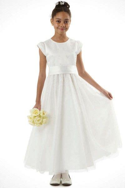 Dress Chiffon 600 By flower girl dresses 27 chiffon white 1 jpg 400 215 600