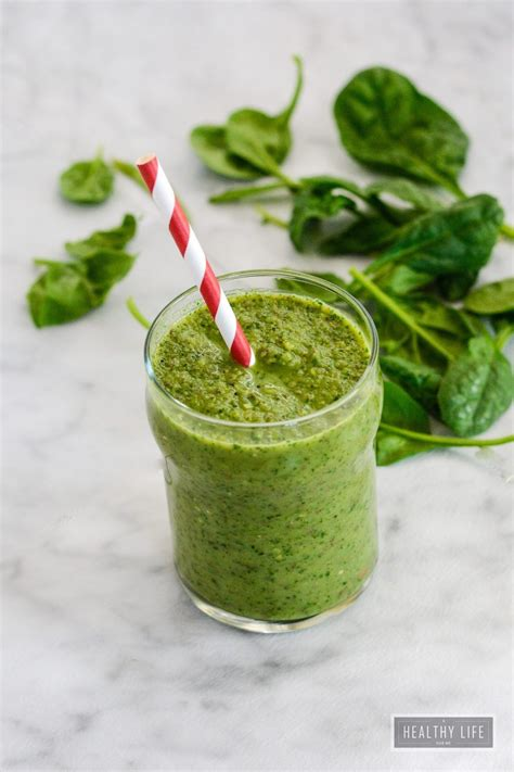Organic Detox Smoothie by Green Detox Smoothie A Healthy For Me