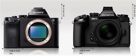 Kamera Olympus Omd Em1 duel tiga raja mirrorless olympus omd em1 vs fujifilm xt1 vs sony a7