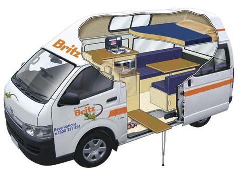 fahrzeugbeschreibung camper und wohnmobile australien