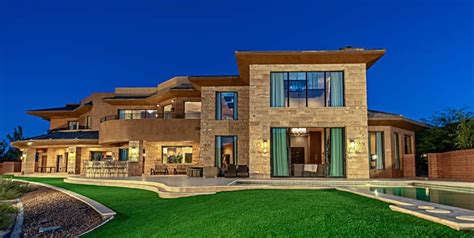our featured las vegas luxury home listings