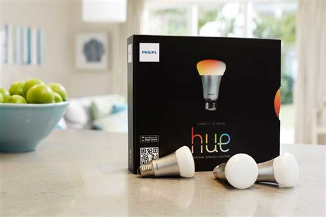 Phillips Hue Light by Iclarified Apple News Philips Unveils Hue Web Enabled