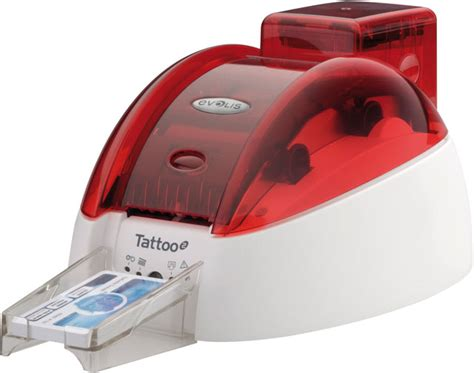 tattoo printer price evolis tto201fru id card printer same day shipping low
