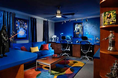 fun bedroom games l affiche de film en tant qu accessoire d 233 co tendance design feria
