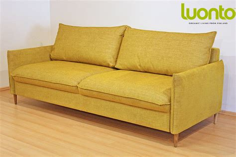 Luonto Chic 3 Seater Sofabed