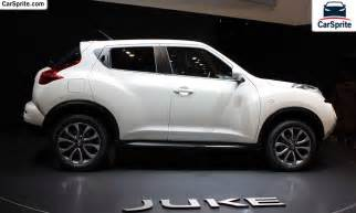 Nissan Juke Price Nissan Juke Platinium 2017 Prices And Specifications In