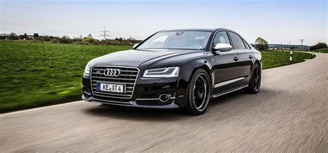Audi Tuning Abt by Audi A8 Abt Sportsline