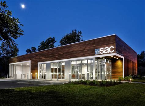 Matt Daly Plumbing by Sac Federal Credit Union Leo A Daly Archdaily