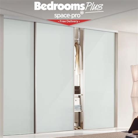 Sliding Wardrobe Doors Prices by Spacepro Titan Sided Sliding Wardrobe Doors Price