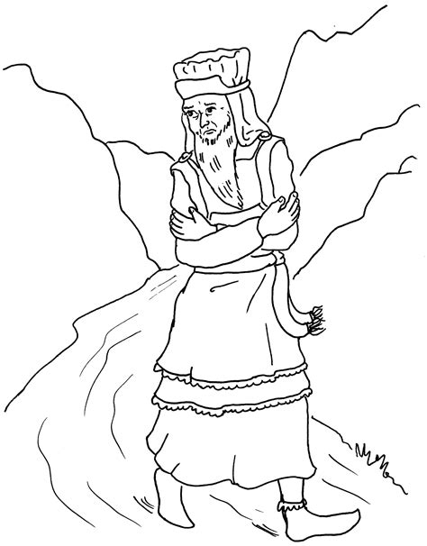free coloring pages of the good samaritan