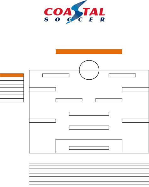 download soccer lineup template for free tidyform
