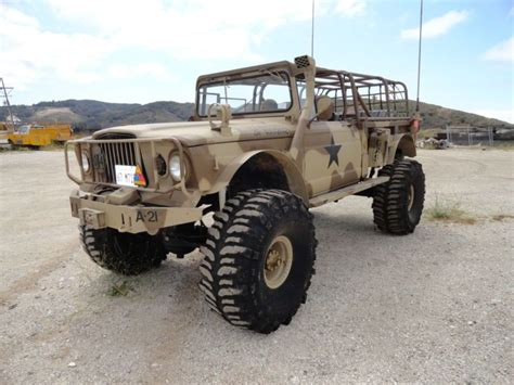 jeep kaiser custom jeep kaiser m715 custom jeeps offroad and jeep gladiator