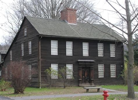 saltbox style house worldhouseinfo house