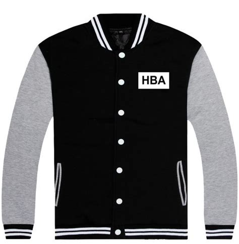 Jaket Bomber Grey Polos Unisex All Size Tebal black and grey baseball jacket jacket to