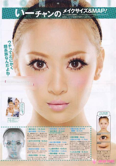 gyaru makeup gyaru kei english gyaru s eyebrows step by step