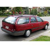 1990 Ford Taurus Station Wagon – Pictures Information And