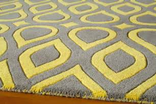 Plaid Area Rug Gray And Yellow Geometric Delhi Rug Rosenberryrooms Com