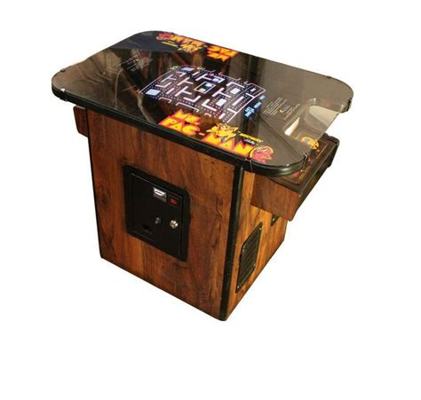 cocktail table arcade for sale ms pac cocktail table arcade for sale