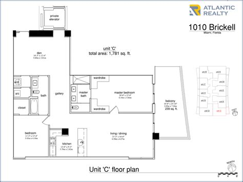 infinity brickell floor plans infinity at brickell site plan buy at the courts at